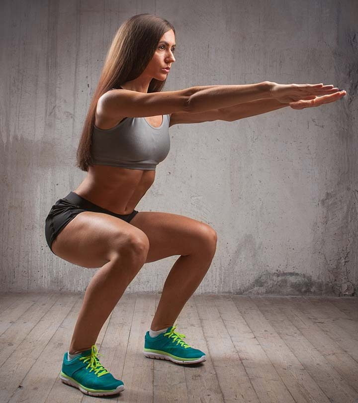 Squats 101 - How To Do A Squat Properly