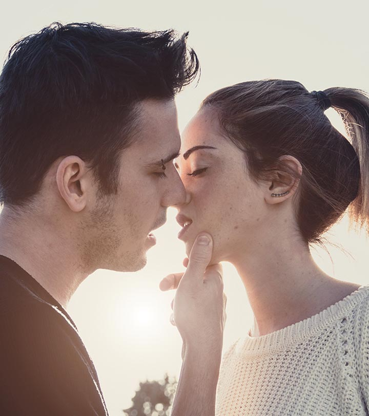 What Does The Way You Kiss Say About Your Relationship?