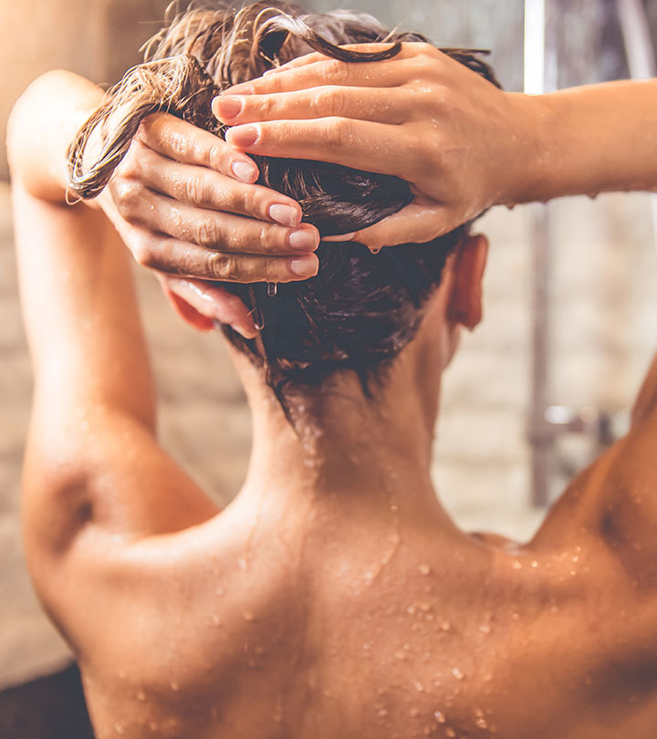 Which Body Part You Wash First In The Shower Reveals Your Personality