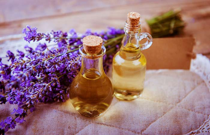 a. Lavender Essential Oil
