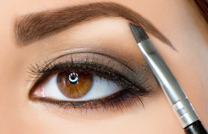 1. Accentuate Your Eyebrows