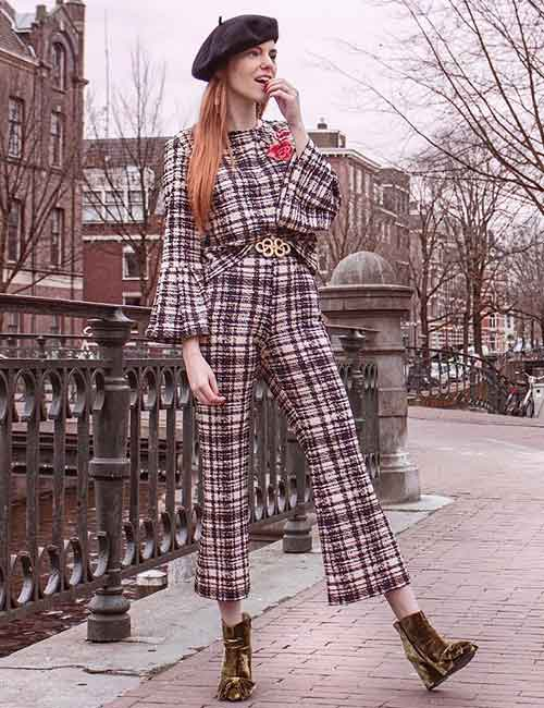 1. Ankle Length Culottes