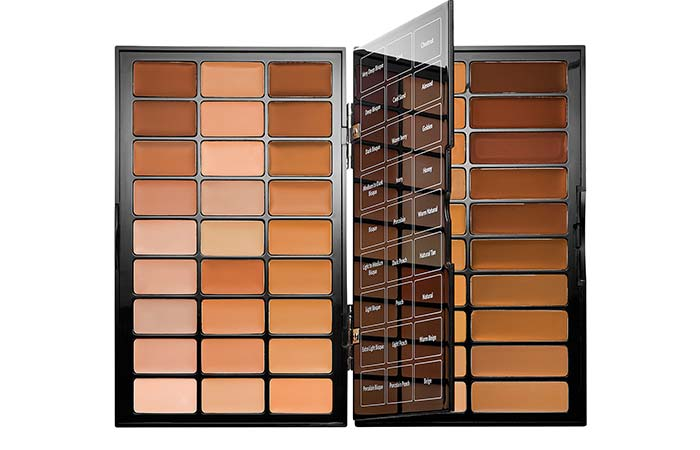 Best Concealer Palettes For Flawless Skin - 1. Bobbi Brown BBU Palette