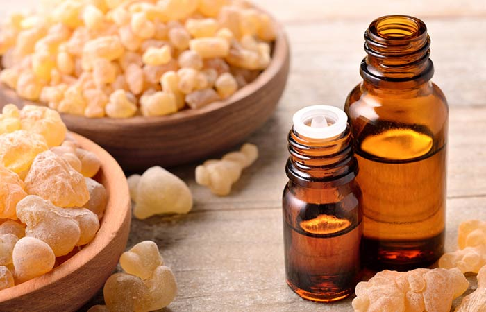 1. Frankincense Essential Oil