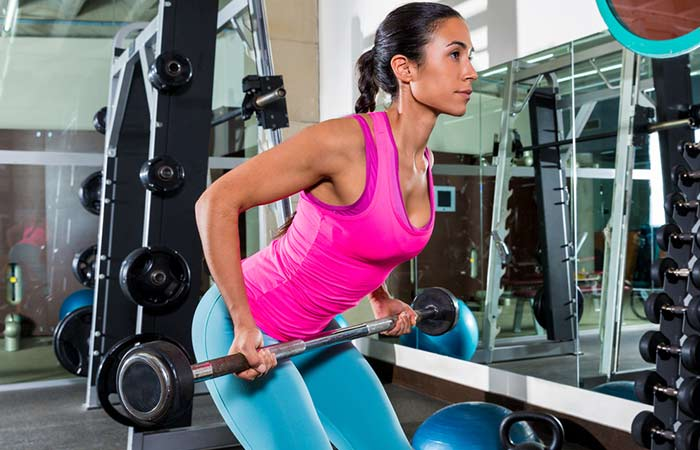 1. Gym - Cardio & Weight Training