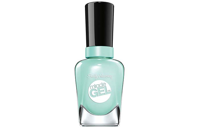 Best Gel Nail Polish - 1. Sally Hansen Miracle Gel Collection