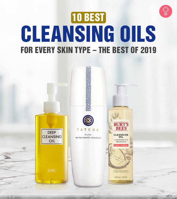 10 Best Cleansing Oils For Every Skin Type – The Best of 2020