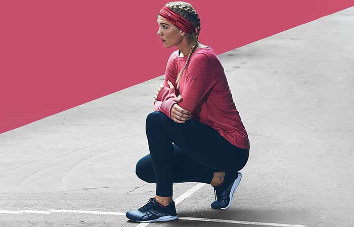 Workout Clothing Brands - Asics