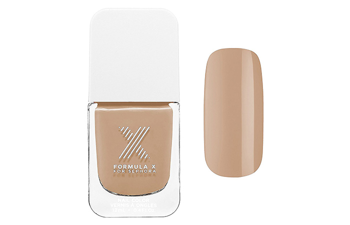 Best Nude Nail Polishes - 10. Formula X Nail Polish In Monumental