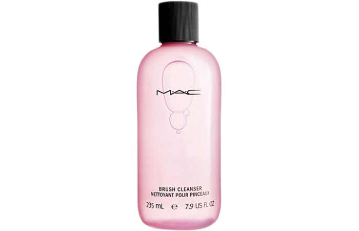 Best Makeup Brush Cleaners - 10. M.A.C Brush Cleanser