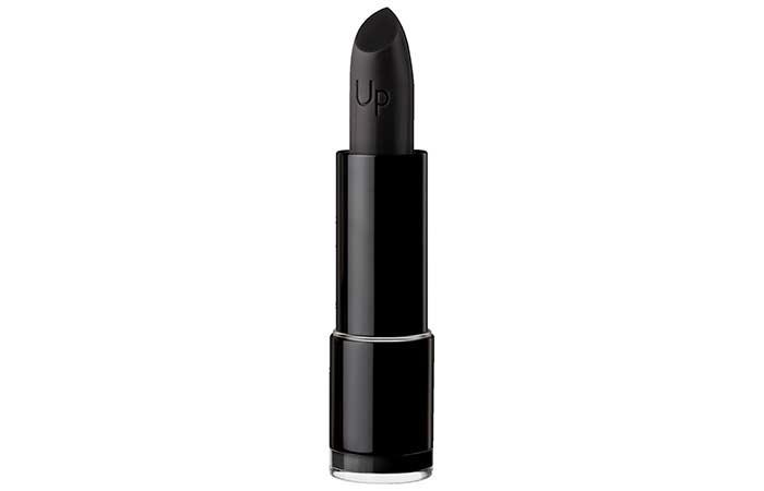 Best Black Lipsticks - 11. Black-Up In Satin Black