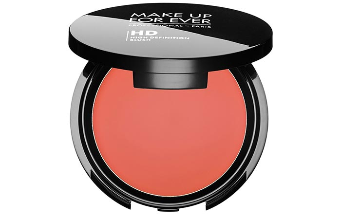 Best Selling Cream Blushes - 11. Make Up For Ever HD Blush Second Skin Cream Blush