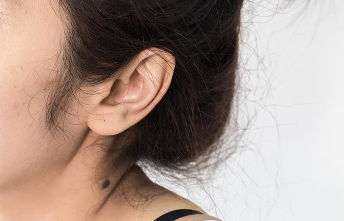 11. Mole On Your Neck