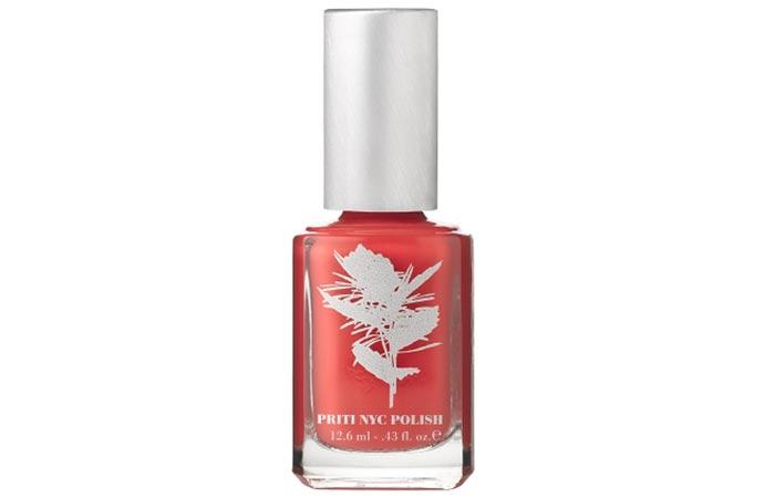 Non-Toxic Nail Polish Brands - Priti NYC Non Toxic Nail Polish