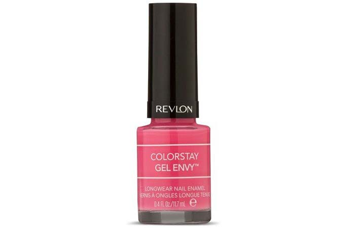 Best Gel Nail Polish - 11. Revlon Colorstay Gel Envy Longwear Nail Enamel