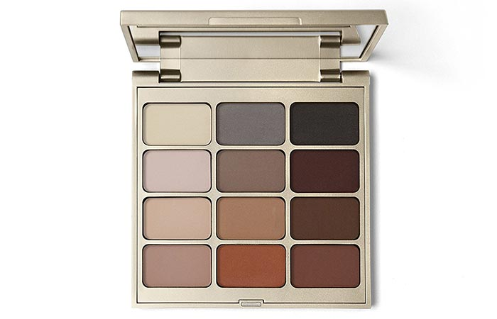 Best Selling Matte Eyeshadow Palettes - 11. Stila Eyes Are The Window Eyeshadow Palette, Mind