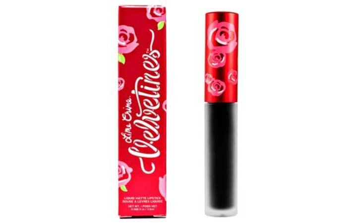 Best Black Lipsticks - 12. Lime Crime In Black Velvet