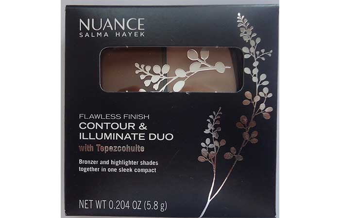 Best Drugstore Contour Kits - 12. Nuance By Salma Hayek Flawless Finish Contour And Illuminate Duo