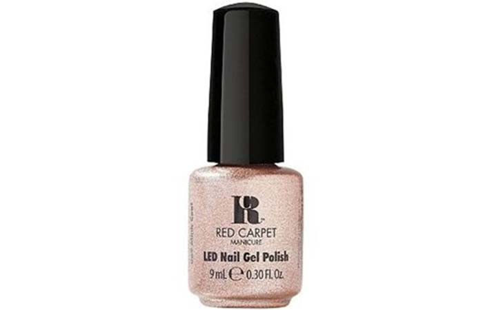 Best Gel Nail Polish - 12. Red Carpet Manicure LED Nail Gel Polish
