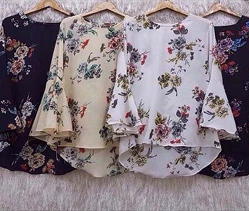 12. Tops With Large Prints