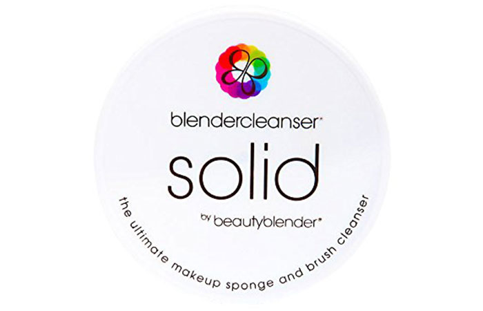 13. BeautyBlender Blendercleanser Solid