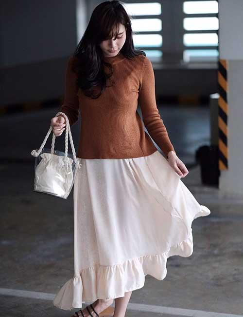 13. Maxi Skirts