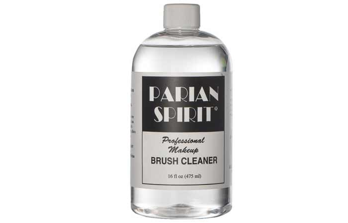 Best Makeup Brush Cleaners - 14. Parian Spirit Professional Makeup Brush Cleaner