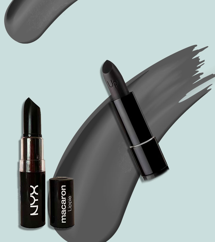 15 Best Black Lipsticks