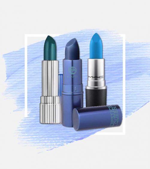 15 Best Blue Lipsticks