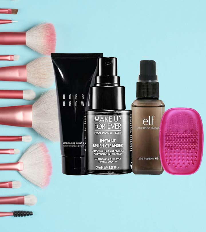 15 Best Makeup Brush Cleaners