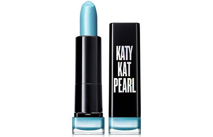 Best Blue Lipsticks - 15. CoverGirl Katy Kat Pearl Lipstick In Blue-Tiful Kitty