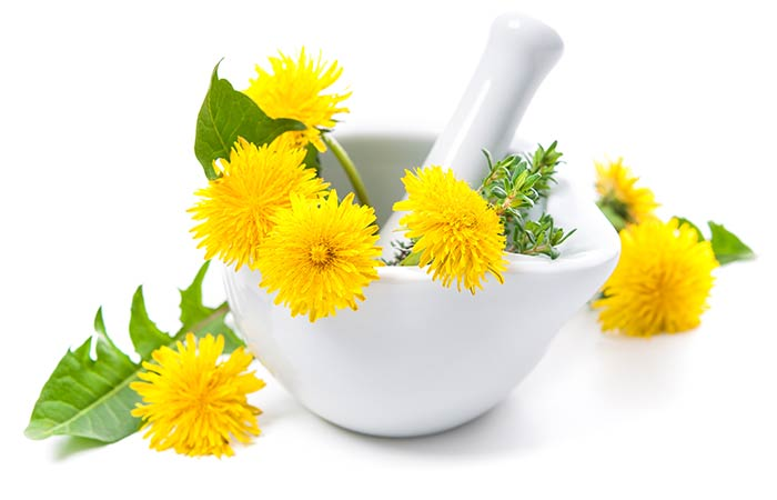 15. Dandelion Supplement Is A Must