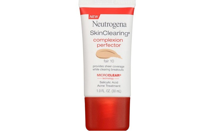 15. Neutrogena SkinClearing Complexion Perfector