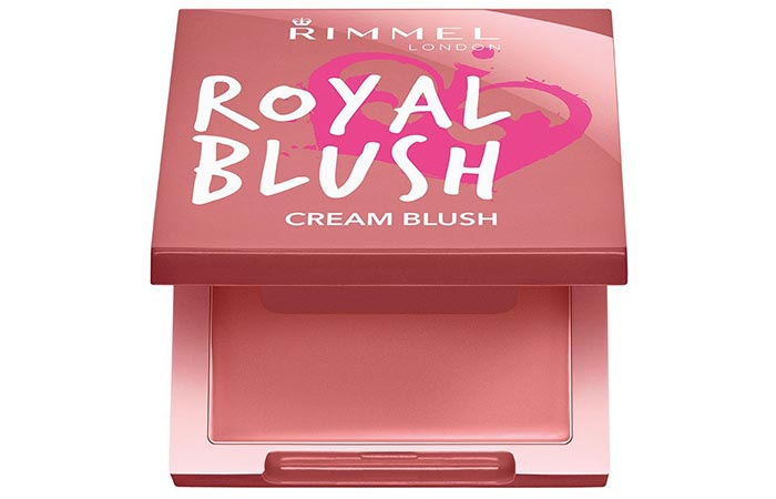 Top Selling Cream Blushes - 15. Rimmel London Royal Cream Blush