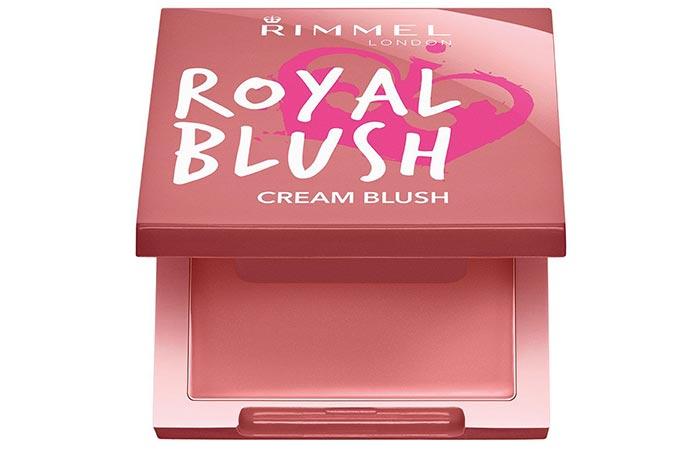 Top Selling Cream Blushes - 15. Rimmel London Royal Cream Blush