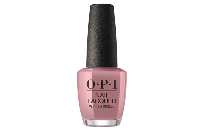 Best Nude Nail Polishes - 17. OPI Classic Nail Lacquer In Tickle My France-y