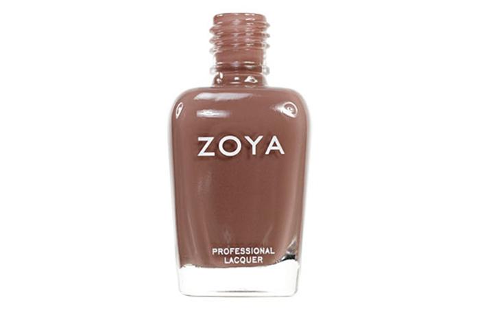 Best Nude Nail Polishes - 19. Zoya In Dea
