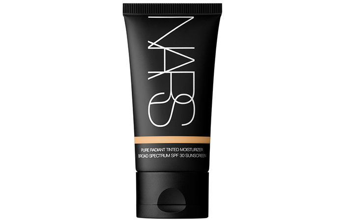 2. NARS Pure Radiant Tinted Moisturizer Broad Spectrum SPF 30