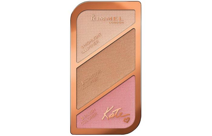 Best Drugstore Contour Kits - 2. Rimmel Kate Sculpting Cosmetic Set