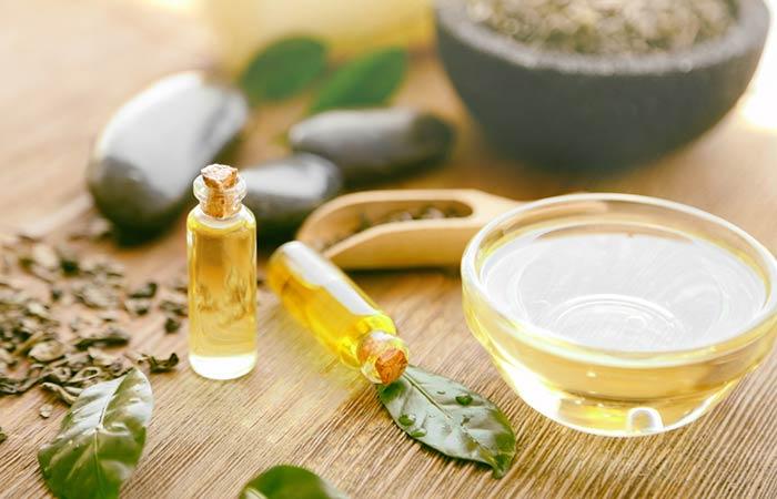 2. Tea Tree Oil