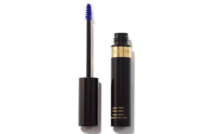 Best Blue Mascaras - 2. Tom Ford Lash Tips Mascara In Pure Cobalt