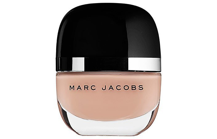 Best Nude Nail Polishes - 21. Marc Jacobs Beauty Nail Polish In Funny Girl