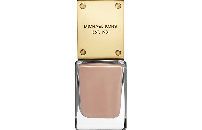 Best Nude Nail Polishes - 23. Michael Kors Nail Polish In Hint