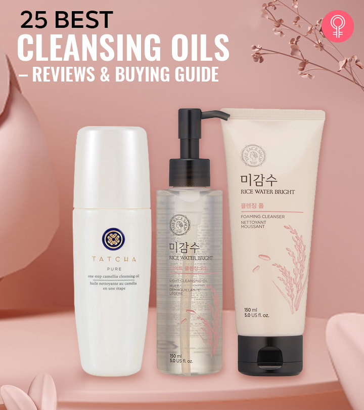 25 Best Cleansing Oils Of 2020 – Reviews And Buying Guide