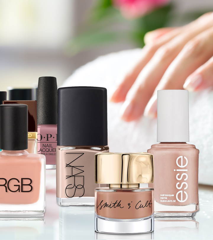 25 Best Nude Nail Polishes (And Reviews) For Women - 2018 Update