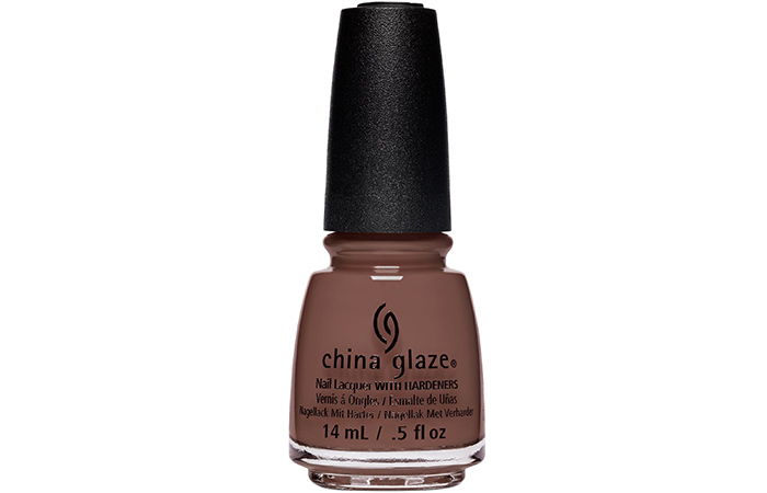 Best Nude Nail Polishes - 25. China Glaze Nail Lacquer In Give Me S'More
