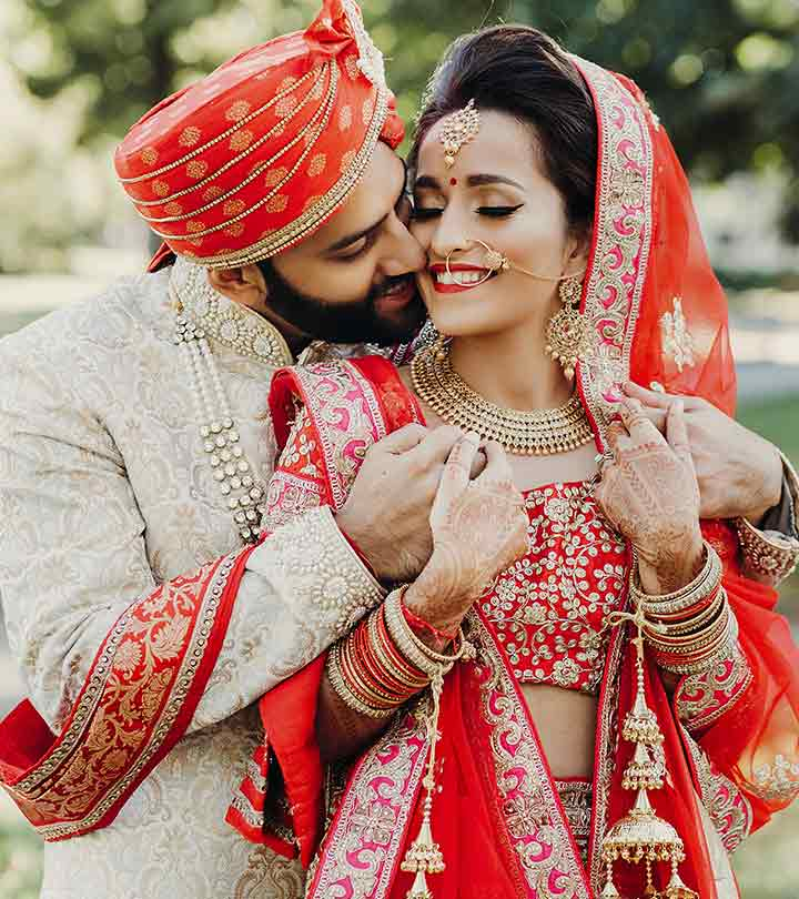 3 Brides Who Took The Internet By Storm – All Thanks To Their Hatke Fashion!