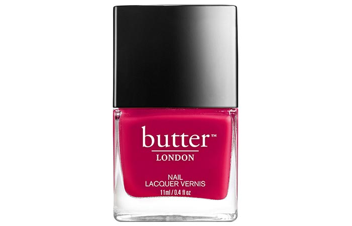 Best Non-Toxic Nail Polishes - 3. Butter London