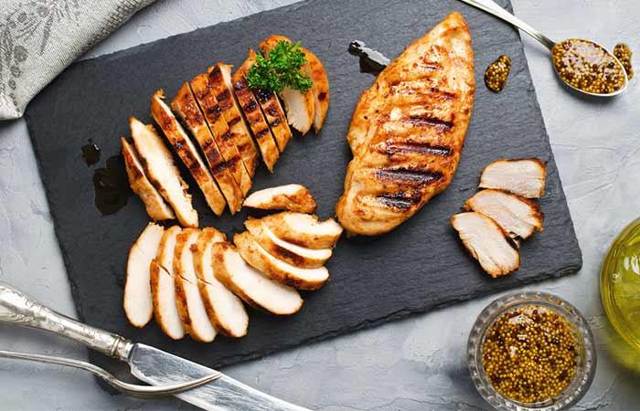 3. Lean Meats