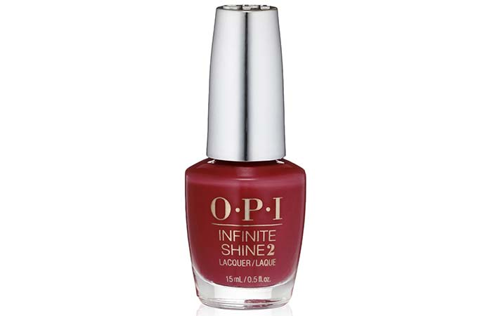 Best Gel Nail Polish - 3. OPI Infinite Shine 2 Lacquer
